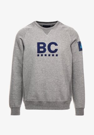 CREW NECK RAGLAN - Sweatshirt - grey melange