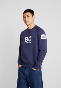 Best Company - CREW NECK RAGLAN - Sweatshirts - navy - 0