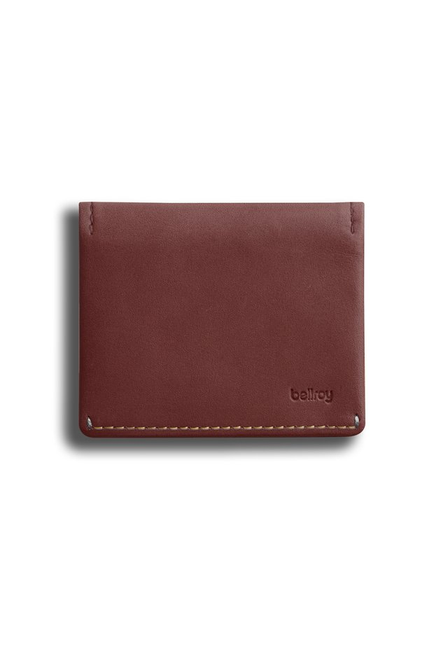 Wallet - red earth