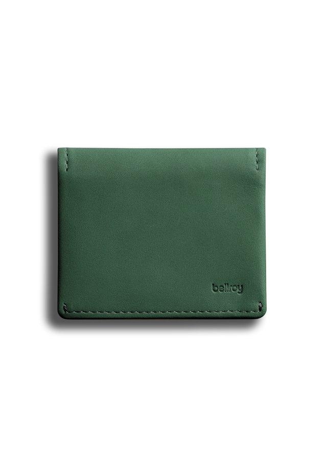 Wallet - racing green