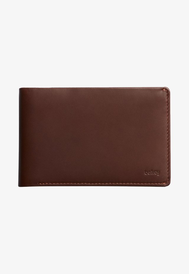 TRAVEL WALLET - Wallet - brown