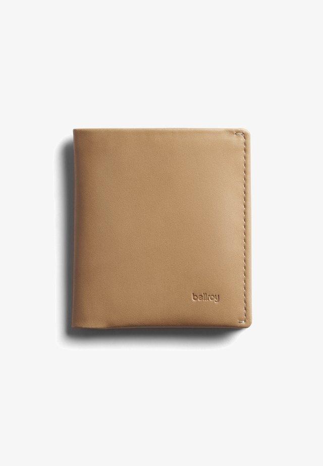 NOTE SLEEVE - Wallet - beige
