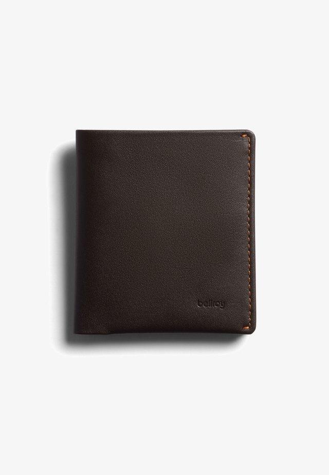 NOTE SLEEVE - Wallet - brown