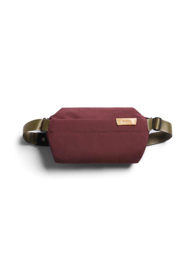 SLING MINI - Bum bag - red earth