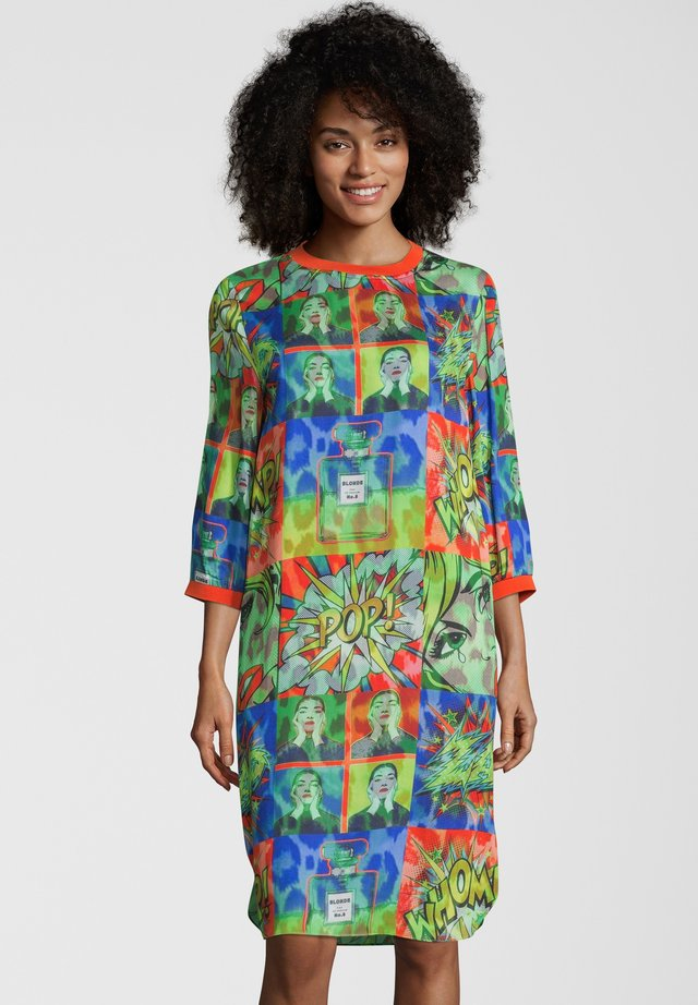 RUSSY - Day dress - multicolor