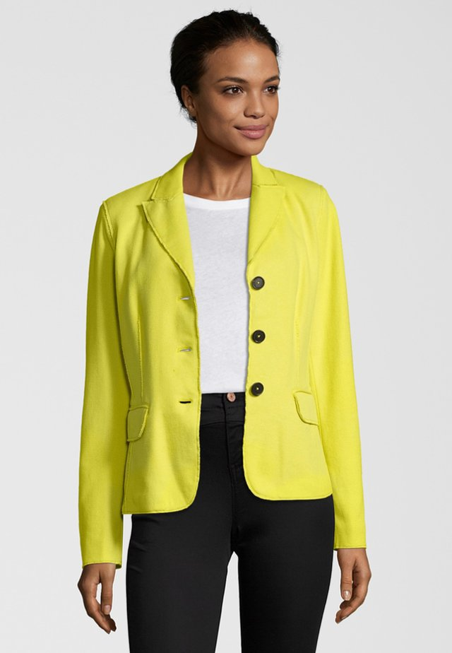 Blazer - white/lemon
