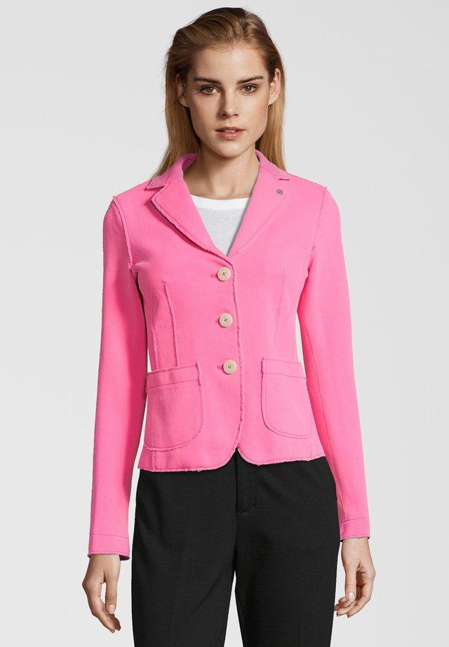 CANNES TWILL - Blazer - pink