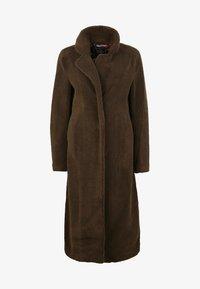 Blonde No. 8 - KIMI - Classic coat - dark brown - 4