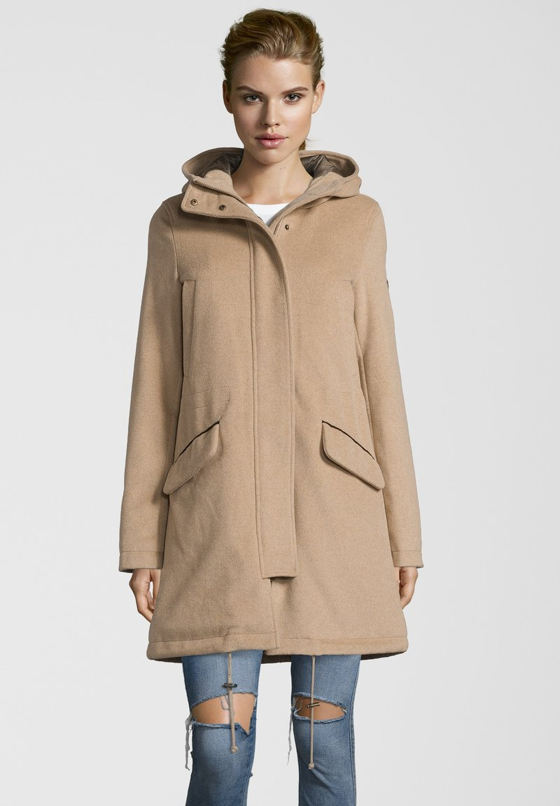 Blonde No. 8 - PARKA ROMY - Down coat - taupe