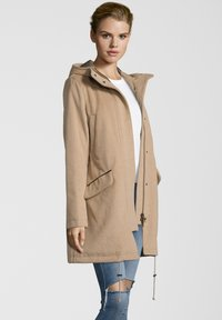 Blonde No. 8 - PARKA ROMY - Down coat - taupe - 2