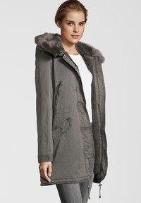 Blonde No. 8 - CREEK - Winter coat - frost grey - 2