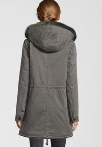 Blonde No. 8 - CREEK - Winter coat - frost grey - 1