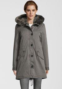 Blonde No. 8 - CREEK - Winter coat - frost grey - 0
