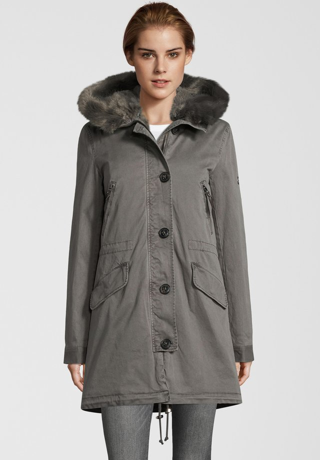 CREEK - Winter coat - frost grey