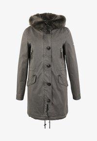 Blonde No. 8 - CREEK - Winter coat - frost grey - 4