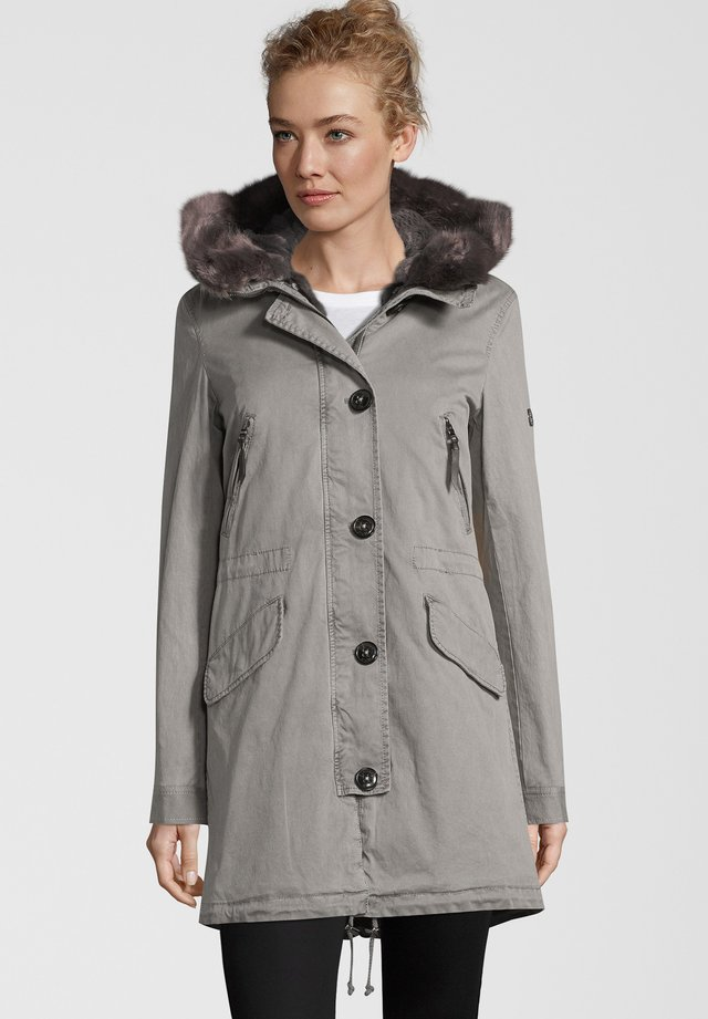 CREEK - Cappotto invernale - light grey