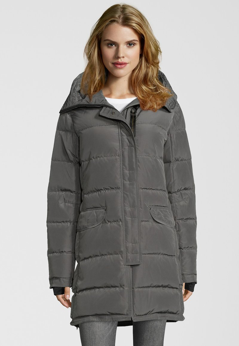 Blonde No. 8 - DAVOS - Down coat - frost gray
