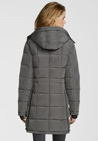 Blonde No. 8 - DAVOS - Down coat - frost gray - 1