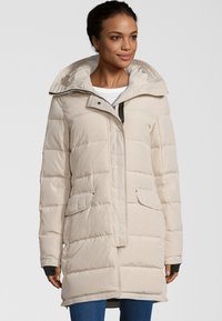 Blonde No. 8 - DAVOS - Down coat - silver white - 0