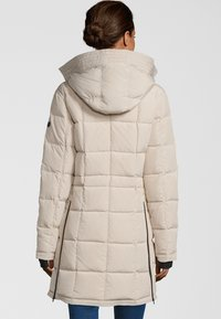 Blonde No. 8 - DAVOS - Down coat - silver white - 1
