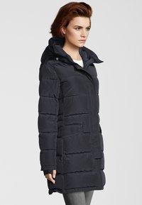 Blonde No. 8 - DAVOS - Down coat - navy - 2