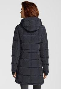 Blonde No. 8 - DAVOS - Down coat - navy - 1