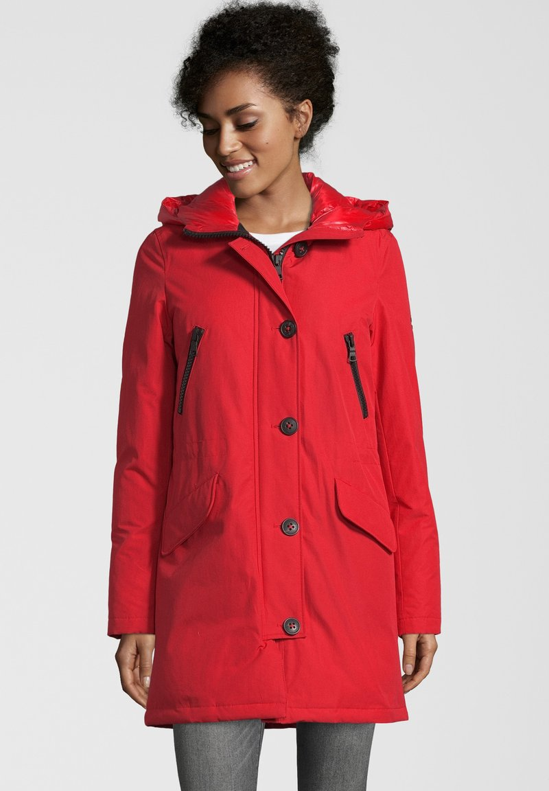 Blonde No. 8 - POLAR  - Down coat - red