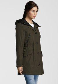 Blonde No. 8 - POLAR  - Down coat - night green - 2