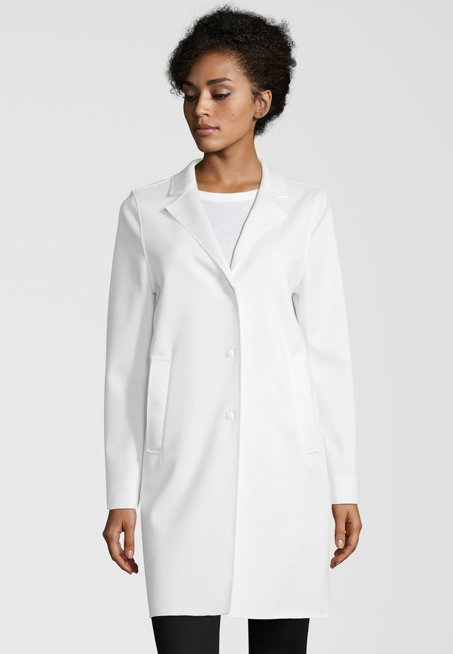 LEON N - Short coat - white