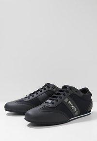 BOSS - LIGHTER  - Sneakers basse - blue - 2