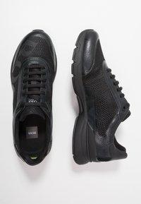 BOSS - VELOCITY RUNN LOGO - Sneakers - black - 1