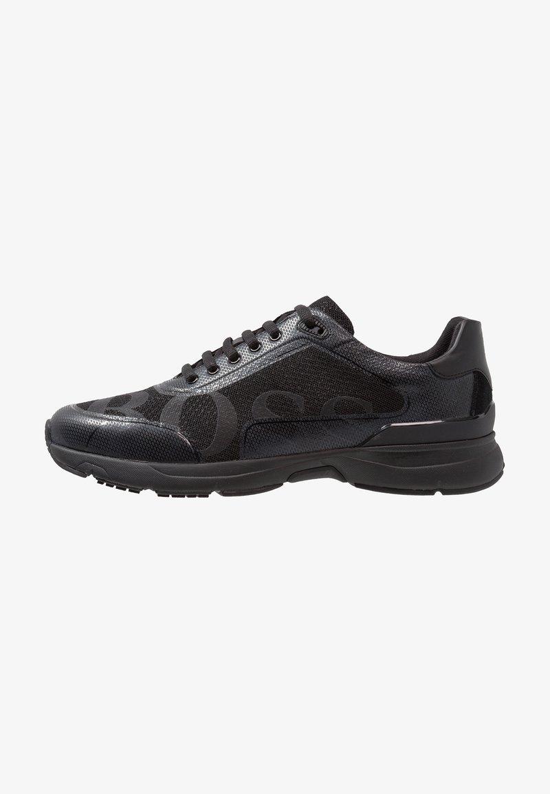 BOSS - VELOCITY RUNN LOGO - Sneakers - black