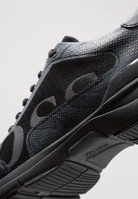 BOSS - VELOCITY RUNN LOGO - Sneakers - black - 5