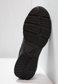 BOSS - VELOCITY RUNN LOGO - Sneakers - black - 4