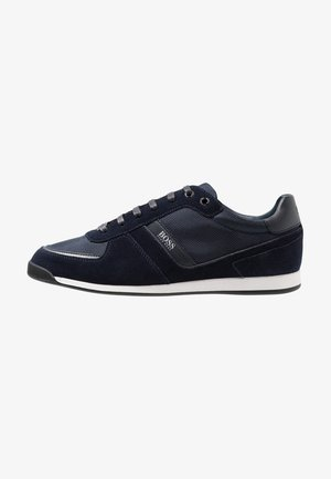 GLAZE - Sneakers basse - dark blue