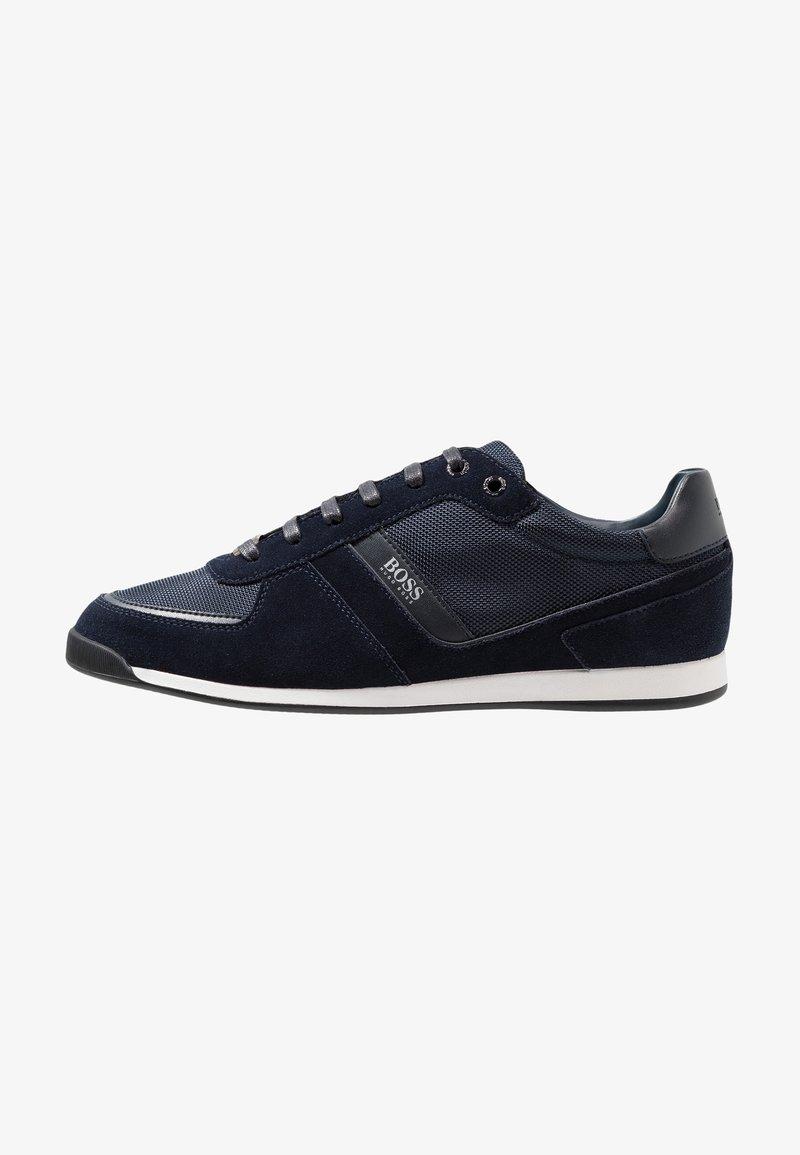 BOSS - GLAZE - Sneakers - dark blue