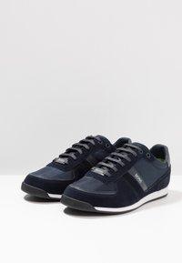 BOSS - GLAZE - Sneakers - dark blue - 2