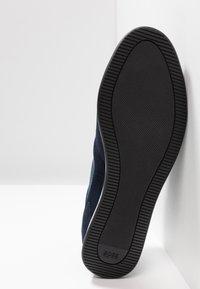 BOSS - GLAZE - Sneakers - dark blue - 4