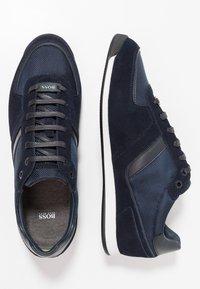 BOSS - GLAZE - Sneakers - dark blue - 1