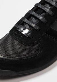 BOSS - GLAZE - Sneakers - black - 5