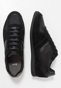 BOSS - GLAZE - Sneakers - black - 1