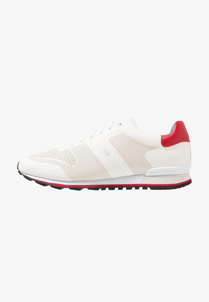 BOSS - PARKOUR RUNN - Sneakers - white