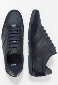 BOSS - SATURN LOWP MX - Zapatillas - dark blue - 1