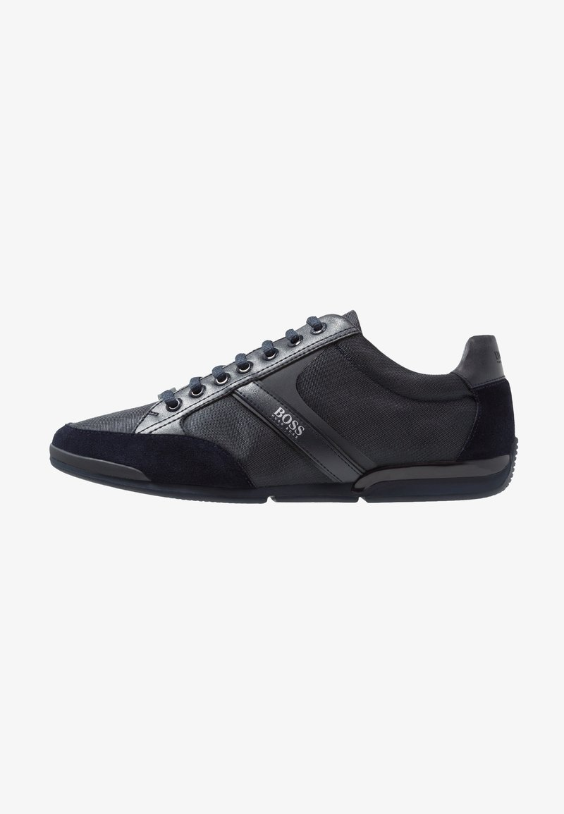 BOSS - SATURN LOWP MX - Zapatillas - dark blue