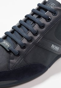 BOSS - SATURN LOWP MX - Zapatillas - dark blue - 5