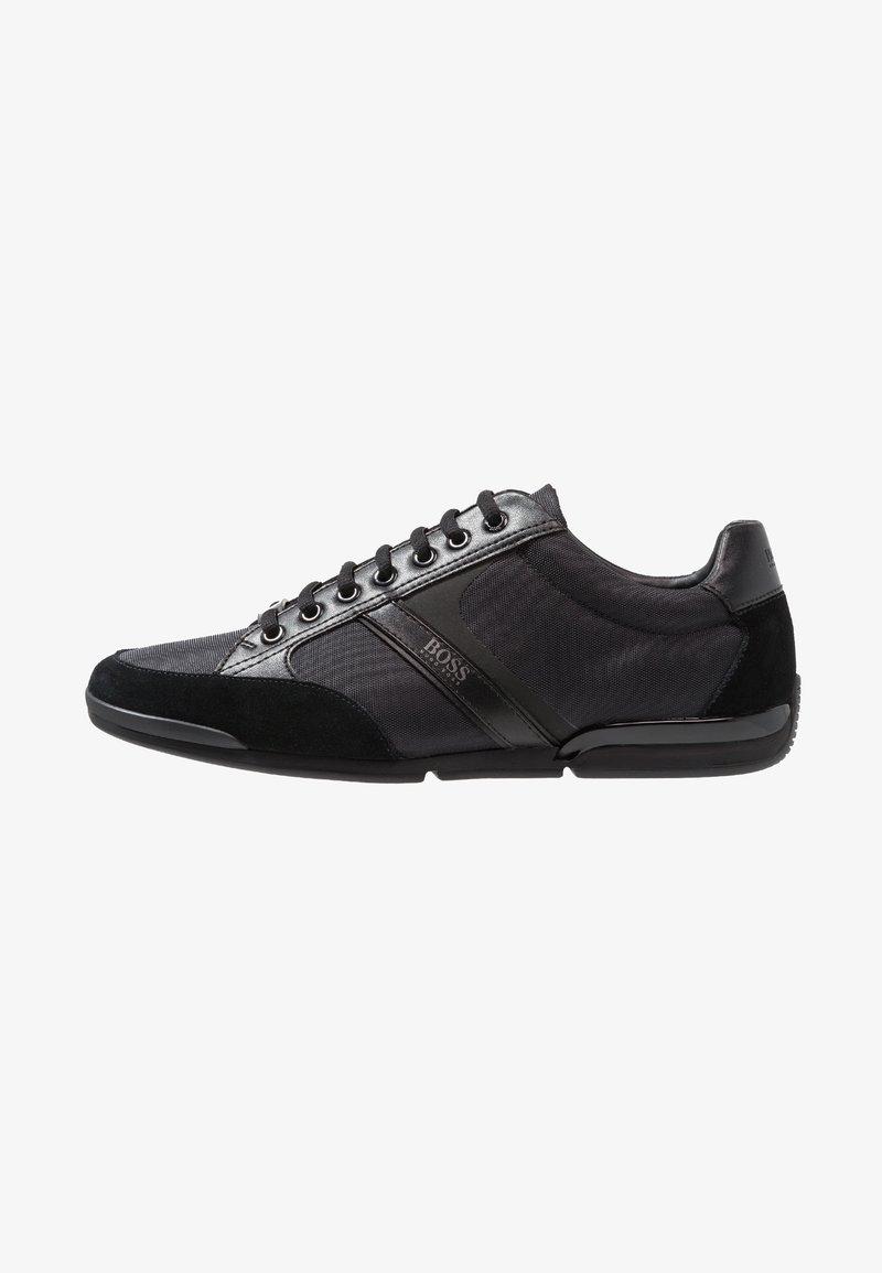 BOSS - SATURN - Sneakers laag - black