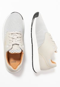 BOSS - TITANIUM - Zapatillas - light beige - 1