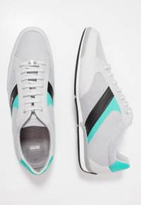 BOSS - SATURN - Sneakers - light/pastel grey - 1