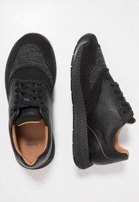 BOSS - TITANIUM - Sneakers - black - 1