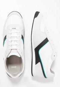 BOSS - GLAZE - Tenisky - open white - 1